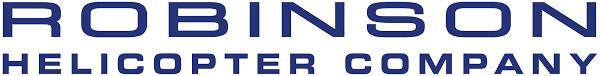 Logo Robinson Helicopter Company